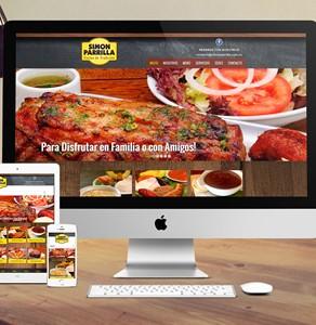 Página web Simón Parrilla