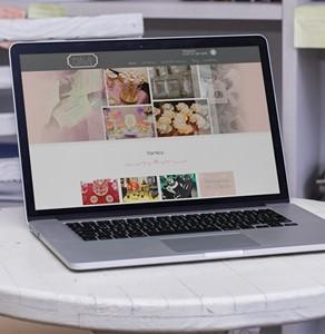 Sitio web Mácula